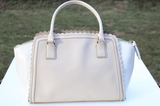 Kate Spade Satchel in cream white Image 1
