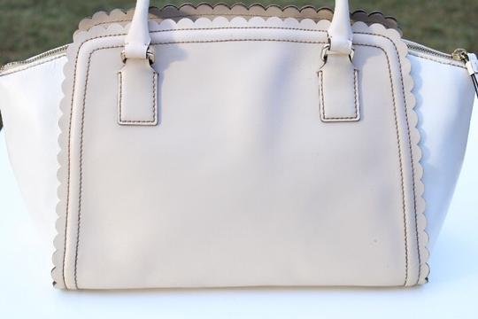 Kate Spade Satchel in cream white Image 11