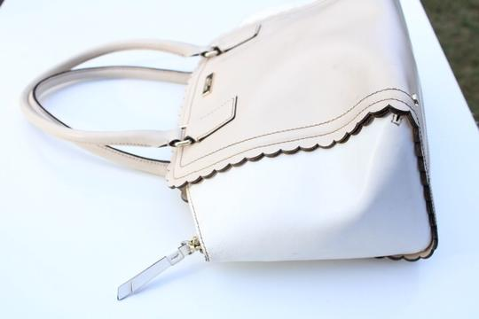 Kate Spade Satchel in cream white Image 2