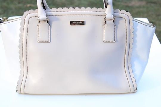 Kate Spade Satchel in cream white Image 3