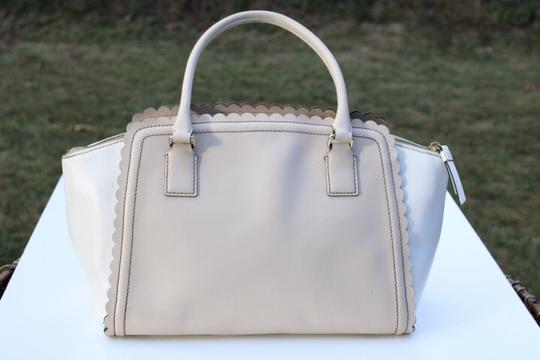 Kate Spade Satchel in cream white Image 7