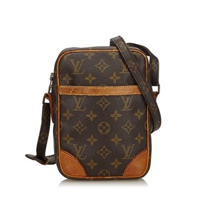 Louis Vuitton 9glvcx040 Vintage Leather Cross Body Bag - item med img