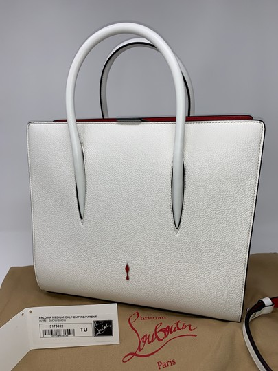 Christian Louboutin Satchel in White Image 2