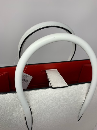 Christian Louboutin Satchel in White Image 5
