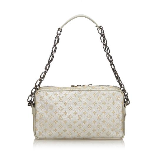 Louis Vuitton 9glvbg018 Vintage Leather Baguette Image 2