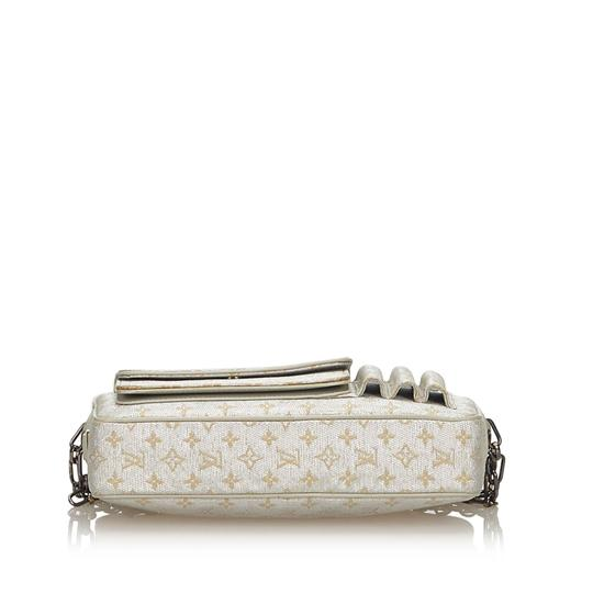 Louis Vuitton 9glvbg018 Vintage Leather Baguette Image 3