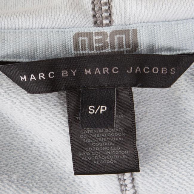 Marc by Marc Jacobs Contrast Detail Hooded Womens Jean Jacket Image 4
