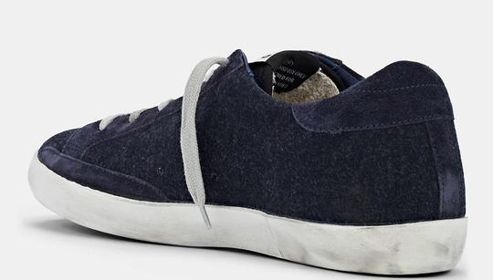 Golden Goose Deluxe Brand Navy Athletic Image 1