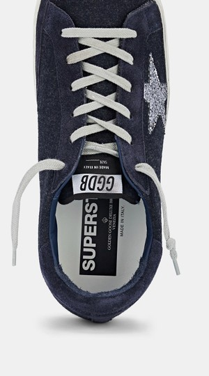 Golden Goose Deluxe Brand Navy Athletic Image 2