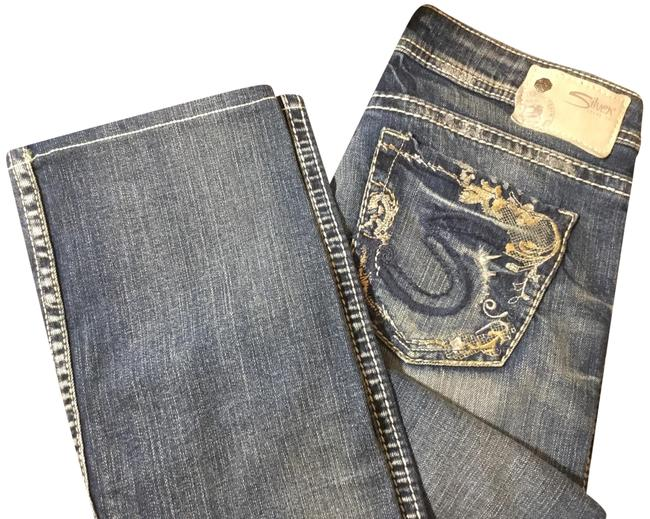 Preload https://img-static.tradesy.com/item/26162038/silver-jeans-co-blue-distressed-tuesday-low-bay-boot-cut-jeans-size-6-s-28-0-1-650-650.jpg