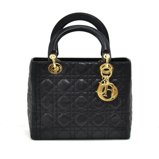 Preload https://img-static.tradesy.com/item/26162039/dior-lady-vintage-medium-quilted-cannage-handbag-black-leather-hobo-bag-0-0-540-540.jpg