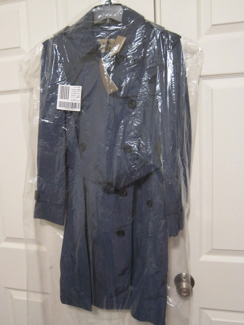 Burberry Rain Hooded Amberford Trench Coat Image 6