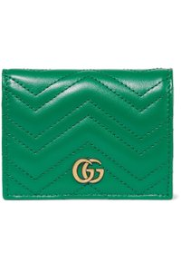 Gucci GG Marmont small quilted leather wallet