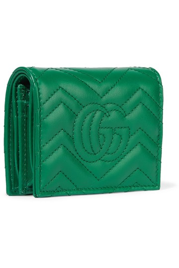 Gucci GG Marmont small quilted leather wallet Image 3