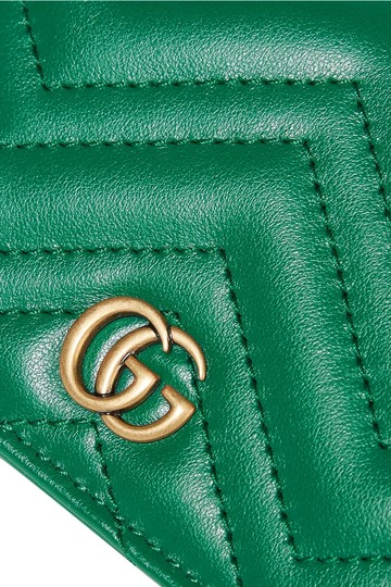 Gucci GG Marmont small quilted leather wallet Image 4