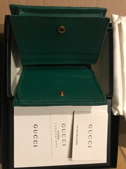 Gucci GG Marmont small quilted leather wallet Image 8