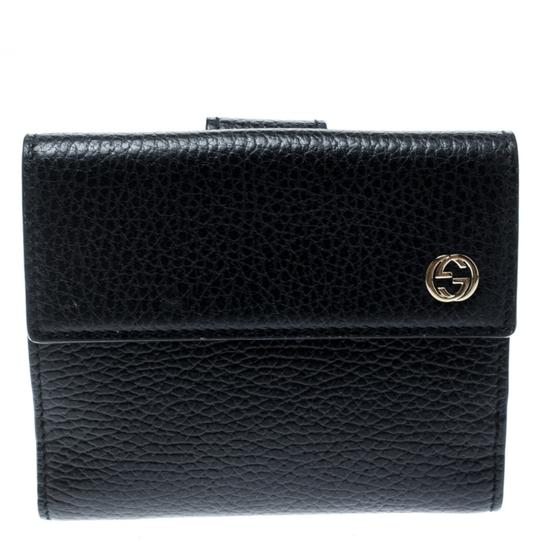 Preload https://img-static.tradesy.com/item/26162046/gucci-black-leather-double-wallet-0-0-540-540.jpg