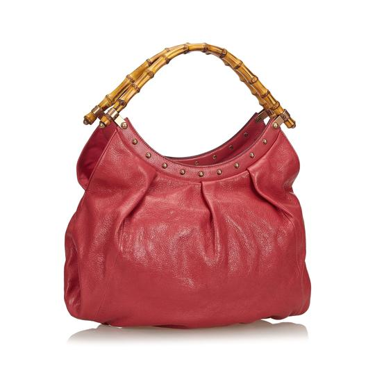 Preload https://img-static.tradesy.com/item/26162070/gucci-w-others-bamboo-handbag-italy-w-dust-red-leather-shoulder-bag-0-0-540-540.jpg
