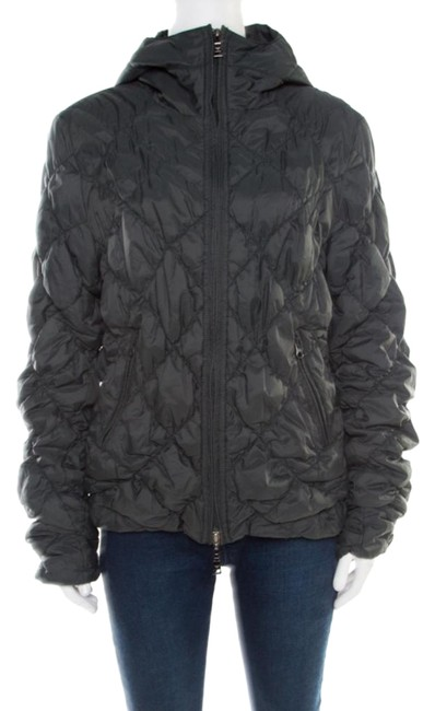Preload https://img-static.tradesy.com/item/26162107/emporio-armani-green-ruched-diamond-quilted-contrast-piping-hooded-jacket-size-10-m-0-1-650-650.jpg