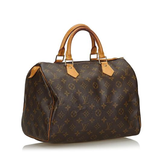 Preload https://img-static.tradesy.com/item/26162112/louis-vuitton-speedy-monogram-canvas-30-france-brown-leather-shoulder-bag-0-0-540-540.jpg