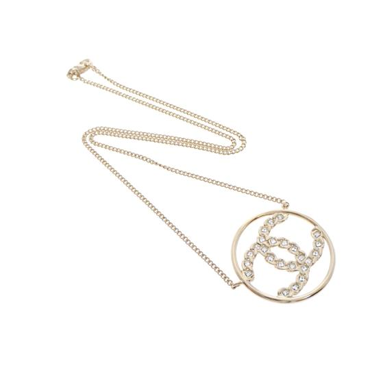 Preload https://img-static.tradesy.com/item/26162131/chanel-2019-cc-and-crystals-ghw-necklace-0-0-540-540.jpg