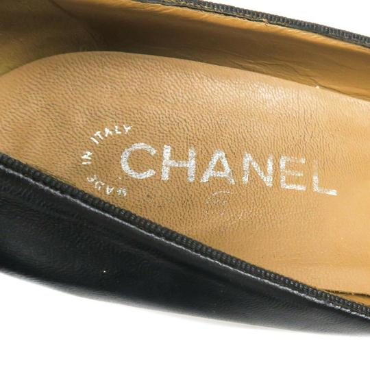 Chanel Black Pumps Image 11