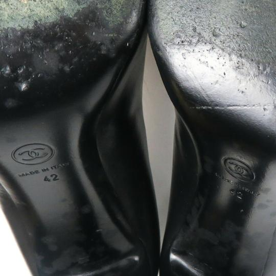 Chanel Black Pumps Image 9