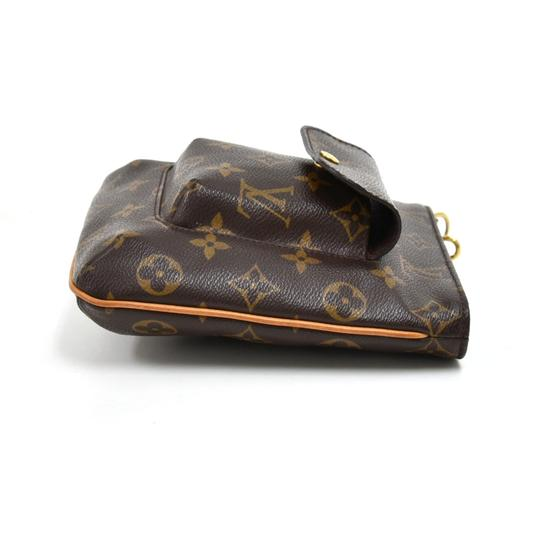 Louis Vuitton Wristlet in Brown Image 3
