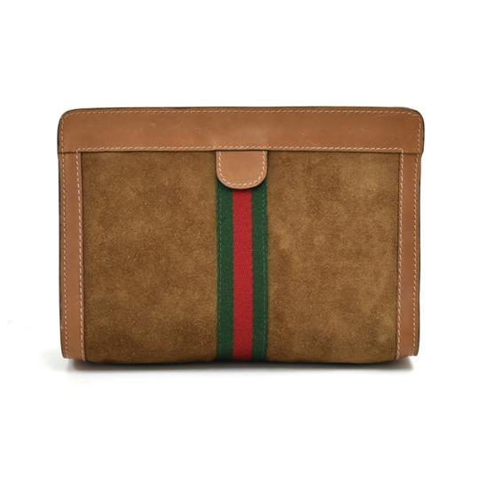 Preload https://img-static.tradesy.com/item/26162179/gucci-vintage-parfums-collection-brown-suede-leather-clutch-0-0-540-540.jpg