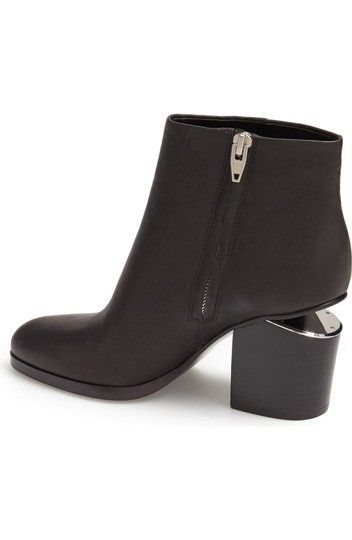 Alexander Wang Black with silver hardware Boots Image 1