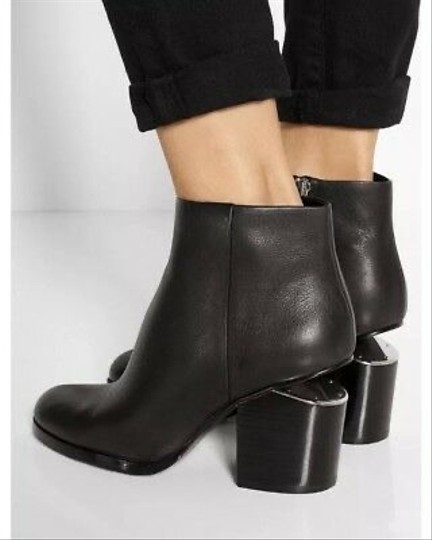 Alexander Wang Black with silver hardware Boots Image 2