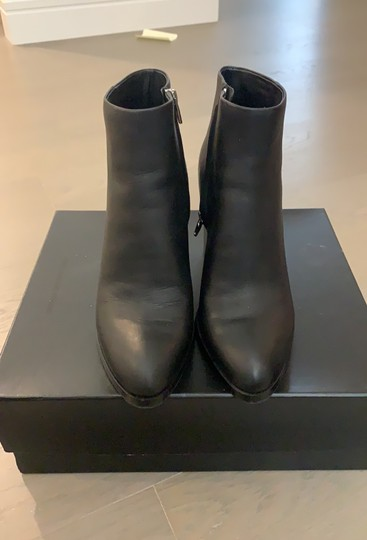 Alexander Wang Black with silver hardware Boots Image 3
