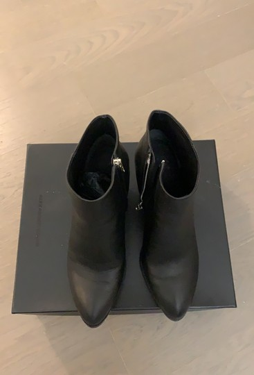 Alexander Wang Black with silver hardware Boots Image 4