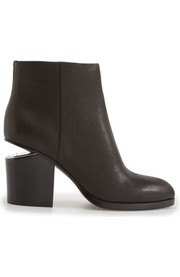 Alexander Wang Black with silver hardware Boots Image 9