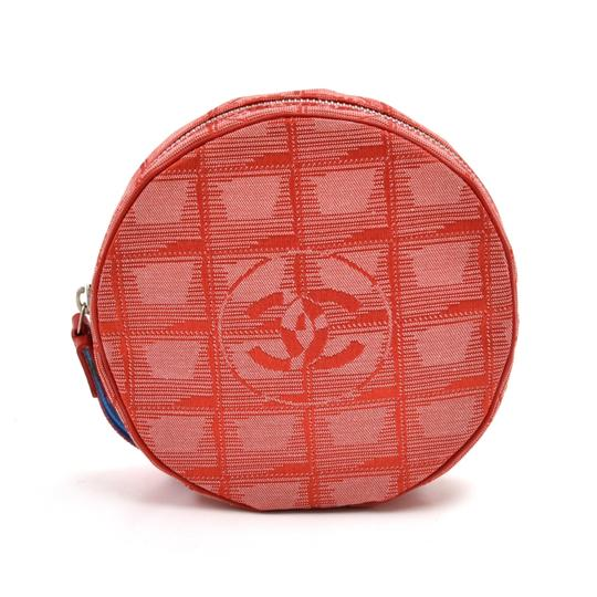Chanel Wristlet in Red Image 1