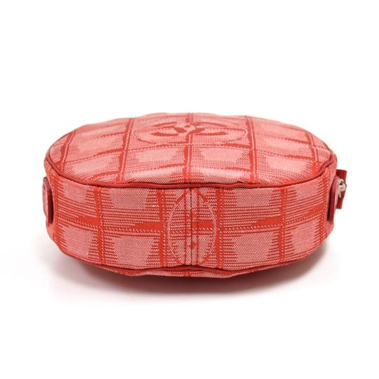 Chanel Wristlet in Red Image 4