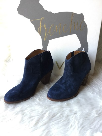 Lucky Brand Blue Boots Image 1