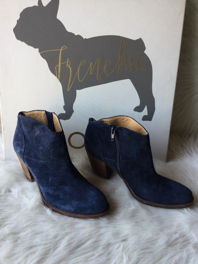 Lucky Brand Blue Boots Image 2