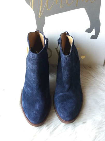 Lucky Brand Blue Boots Image 3