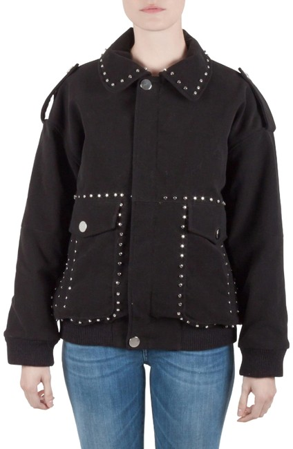 Preload https://img-static.tradesy.com/item/26162206/faith-connexion-black-suede-studded-oversized-bomber-activewear-outerwear-size-10-m-0-1-650-650.jpg