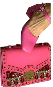 GEDEBE PINK Clutch