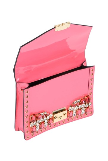 GEDEBE PINK Clutch Image 1