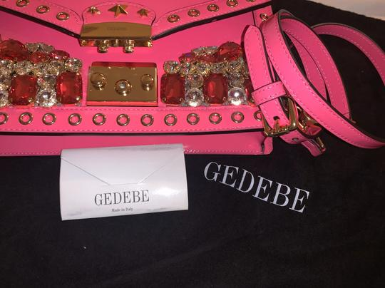 GEDEBE PINK Clutch Image 2