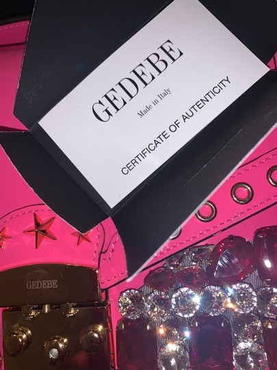 GEDEBE PINK Clutch Image 5