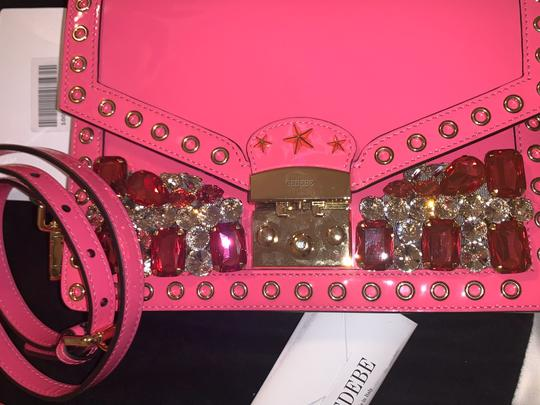 GEDEBE PINK Clutch Image 7