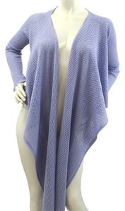 ST. JOHN Collection Open Front Knit Wrap Cardigan Sweater