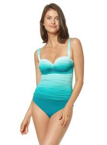 Bleu Rod Beattie Bleu Rod Beattie Good Hombre Shirred Bandeau