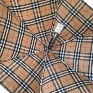 Burberry Burberry Nova Check Umbrella w/cover
