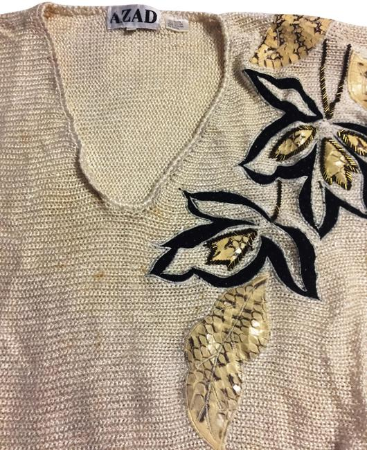 Preload https://img-static.tradesy.com/item/26164603/vintage-leather-patch-knit-cream-sweater-0-2-650-650.jpg