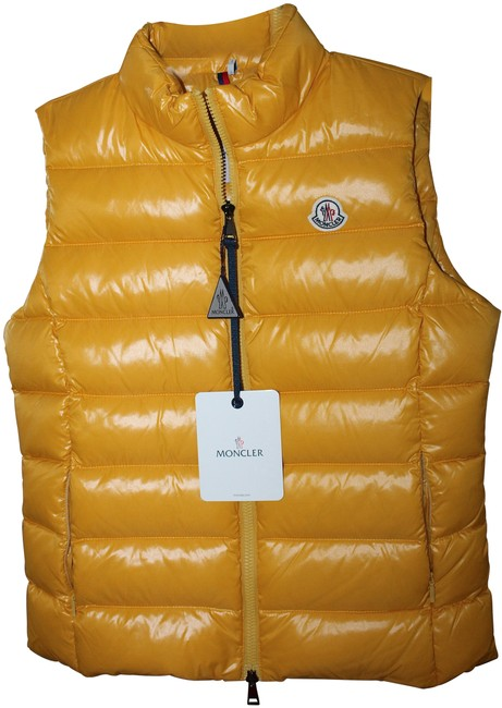 Preload https://img-static.tradesy.com/item/26164943/moncler-yellow-ghany-shiny-quilted-puffer-vest-size-12-l-0-2-650-650.jpg